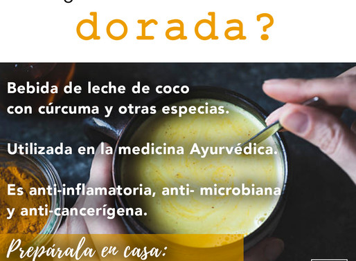 Leche Dorada