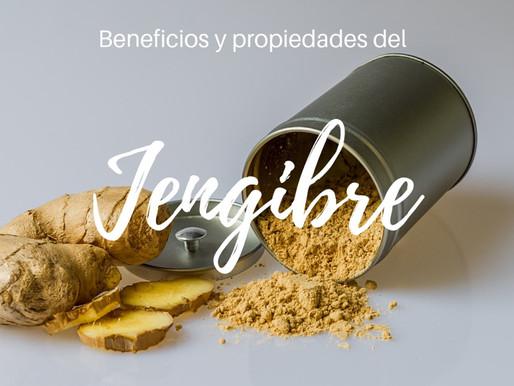 Jengibre, la medicina Universal