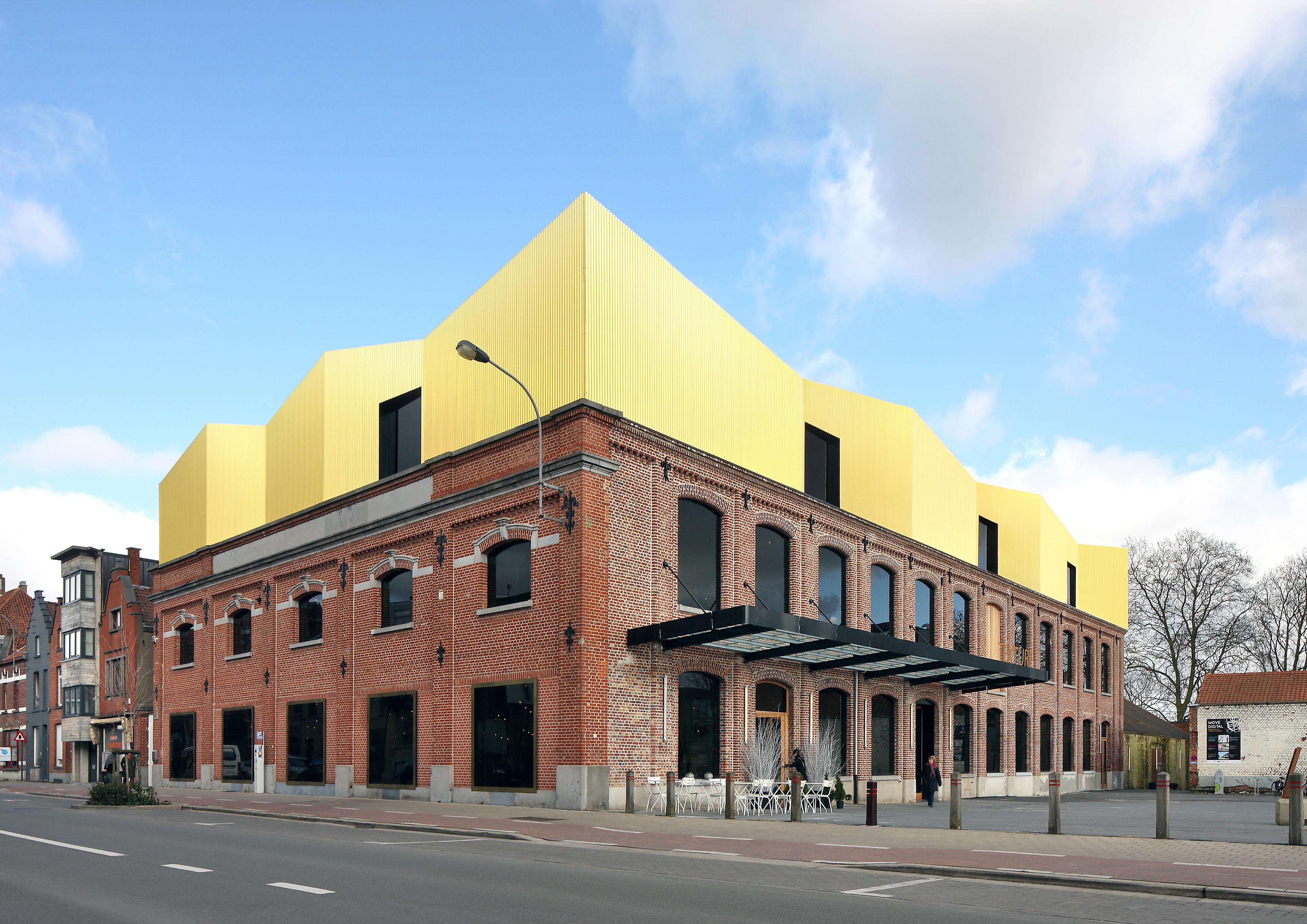 Prix Belge pour l'Architecture 2015