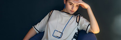 Futuisnow Linea collection necklace