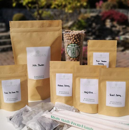 Assorted Bubble Tea Kit