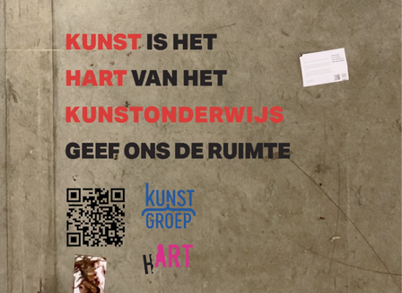 Creativiteit hoort thuis op elke schoolbank - Kris Van den branden