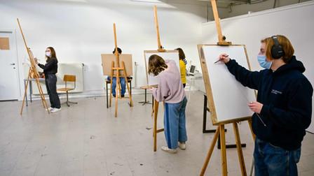 'Als je knipt in de kunstvakken, raken leerlingen gedemotiveerd'
