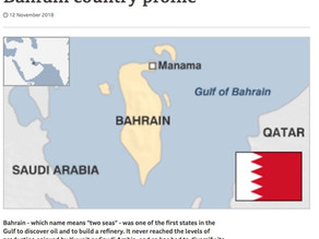 Understanding Current Events - Bahrain