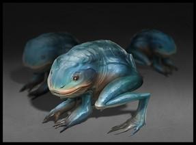 Art   The Three Frog Spirits, Revelation 16