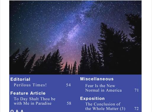 Digital Edition | March 2020 | Vol. 1 No. 3