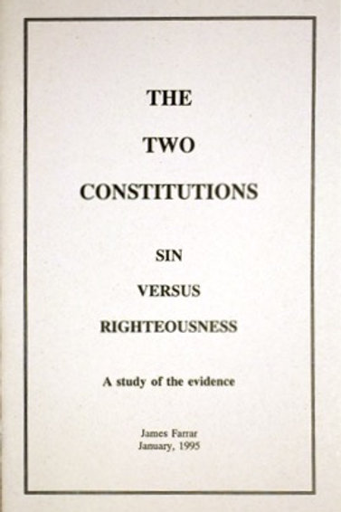The Two Constitutions