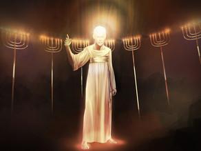 Art   The Alpha and the Omega, Revelation 1
