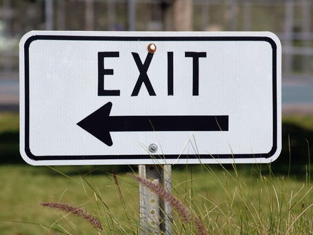 Insights on Crafting Your Exit Strategy