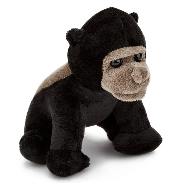 Gorilla Small Plush Toy 5-6 inch