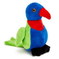 Lorikeet Small Plush Toy 5-6 inch