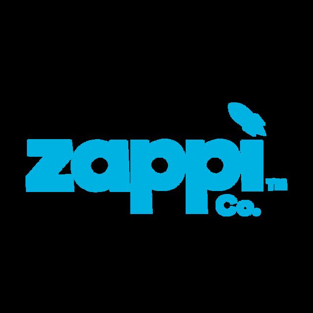 Zappi Co merchandise logo