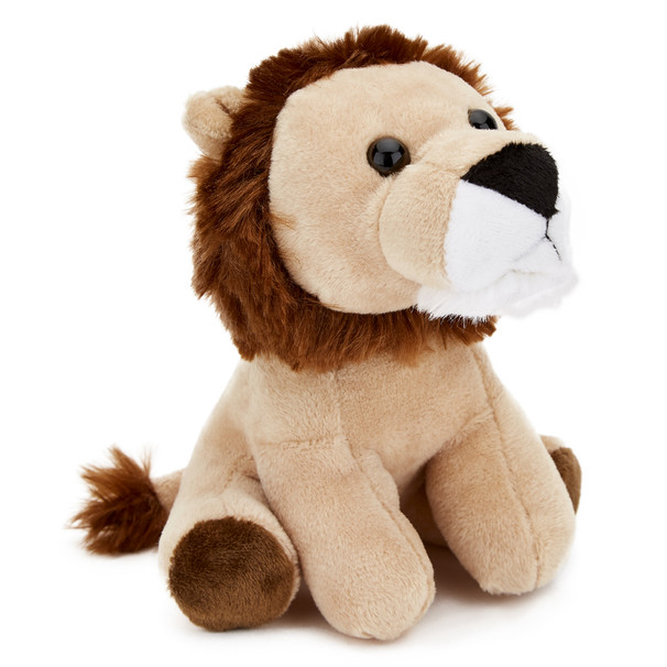 Lion Small Plush Toy 5-6 inch