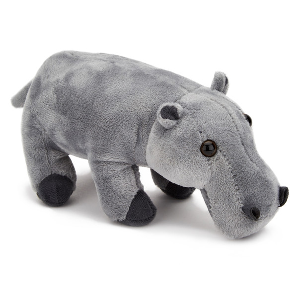 Hippo Small Plush Toy 5-6 inch