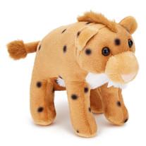 Smilodon Small Plush Toy 5-6 inch