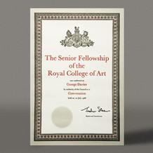 Senior fellowship 1988