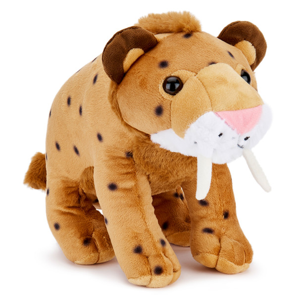 SMILODON MEDIUM PLUSH TOY