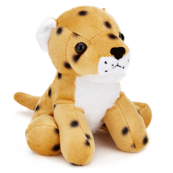 Cheetah Small Plush Toy 5-6 inch