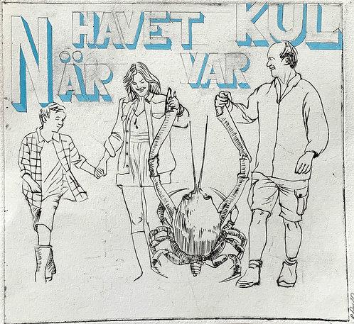 """När Havet var Kul / When the Sea was Fun"" only one"