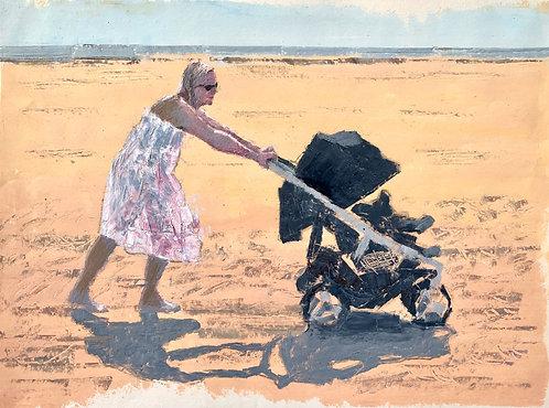 """""""Stroller in the Sun"""""""