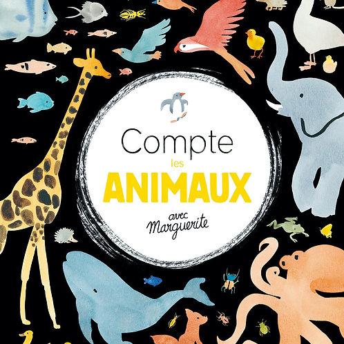 Atelier Compte les animaux avec Marguerite - samedi 11 septembre 2021