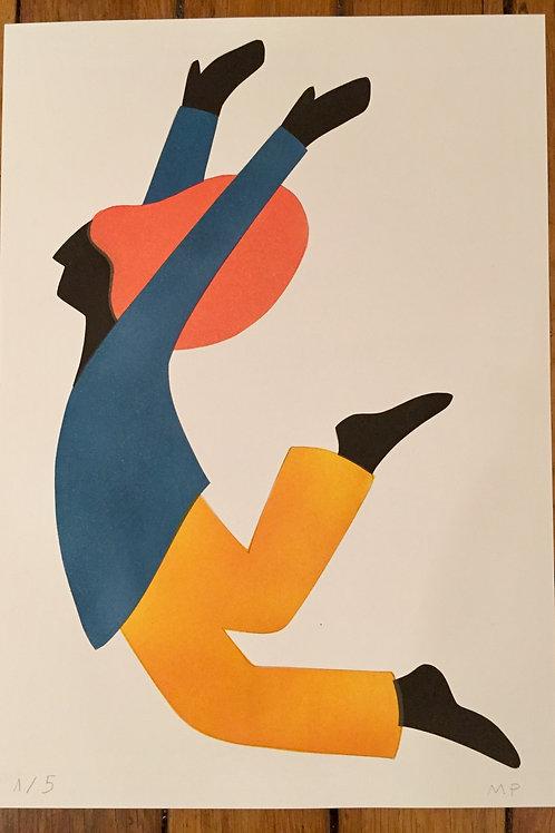 Marie Poirier, Les danseurs 3