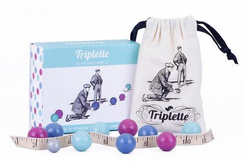 Triplette, jeu de pétanque, Les jouets libres