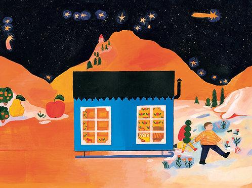Artykid - Mercredi 23 décembre 2020 - Les ciels étoilés de l'artiste Joan Miro