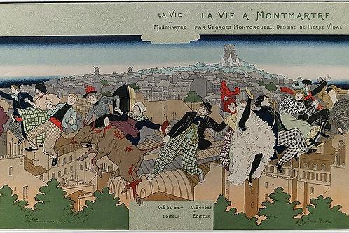 Samedi 3 avril : Montmartre bohème et révolté !