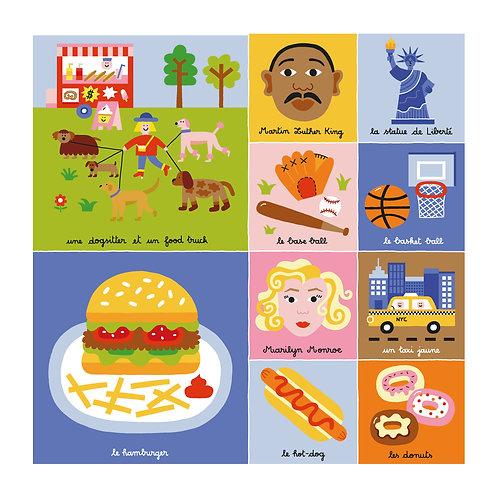 Artykid - Mardi 27 octobre - Hamburger en tissu