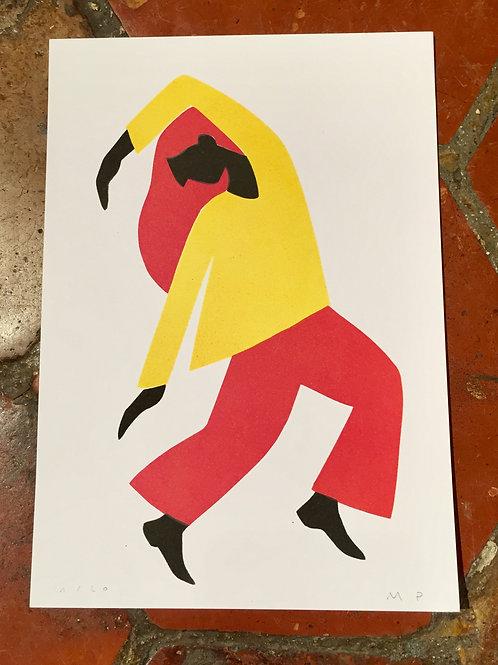 Marie Poirier, Les danseurs 4