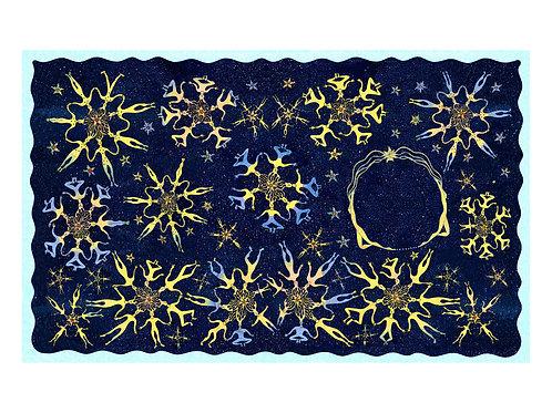 Jeanne Macaigne, La ronde des étoiles