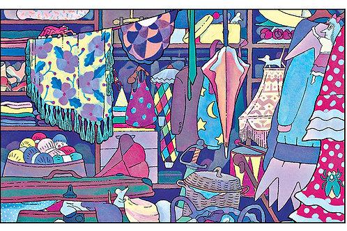 Vincent Pianina, L'armoire
