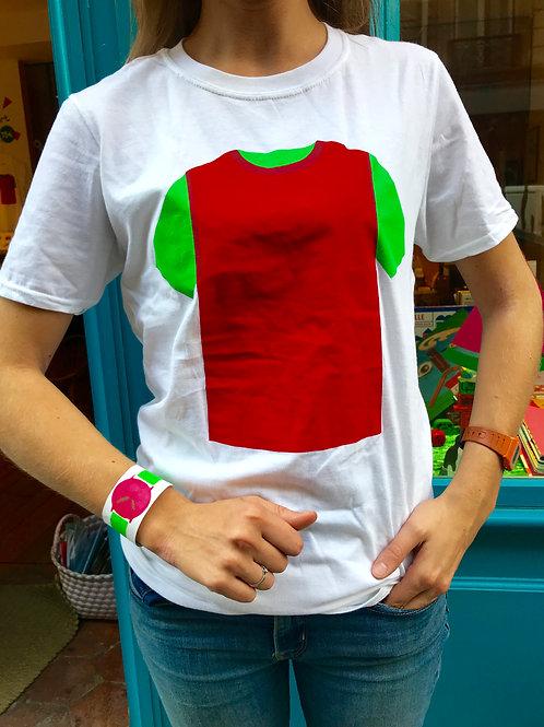 Bastien Contraire, T-shirt - T-shirt