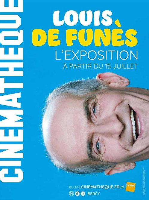 Samedi 7 novembre : Louis de Funès, Cinémathèque