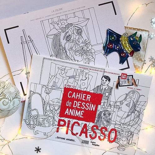 Samedi 30 janvier 2021 - Les cahiers animés: à la découverte des grands artistes