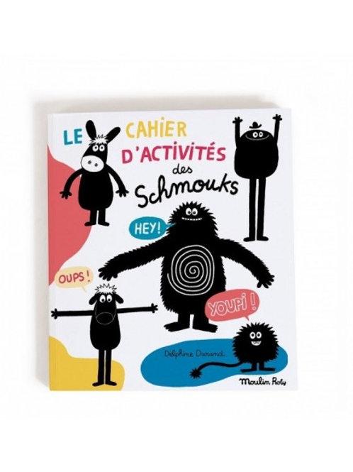 Le cahier d'activités des Schmouks