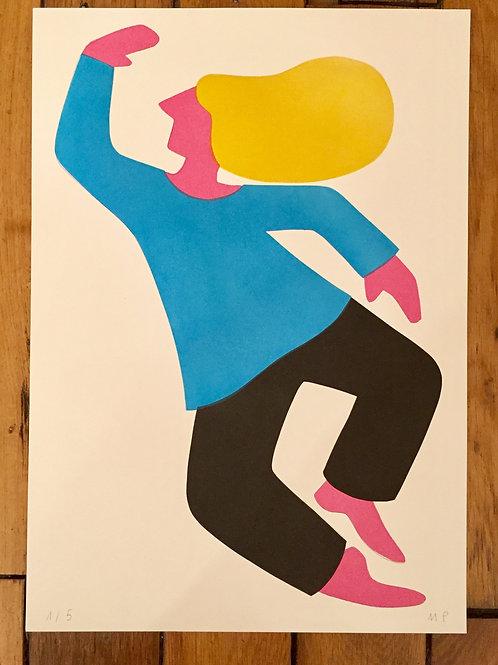 Marie Poirier, Les danseurs 2