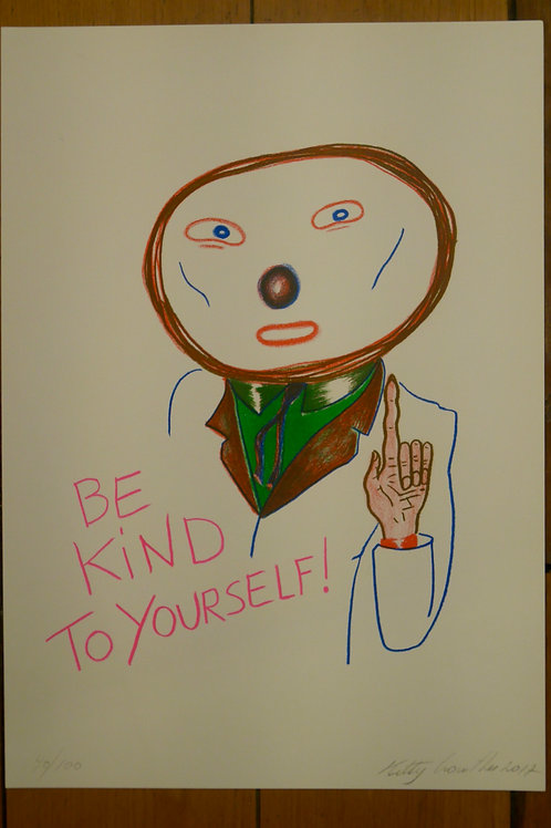 Kitty Crowther, Be Kind to Yourself !
