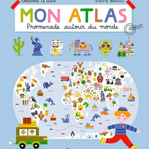 Mon Atlas, promenade autour du monde