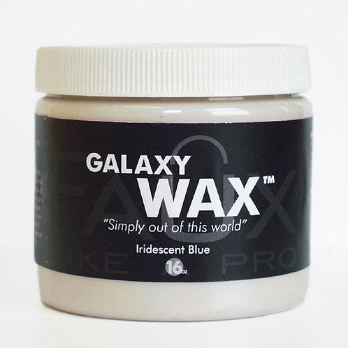 Galaxy Wax: Iridescent Blue, 16oz.