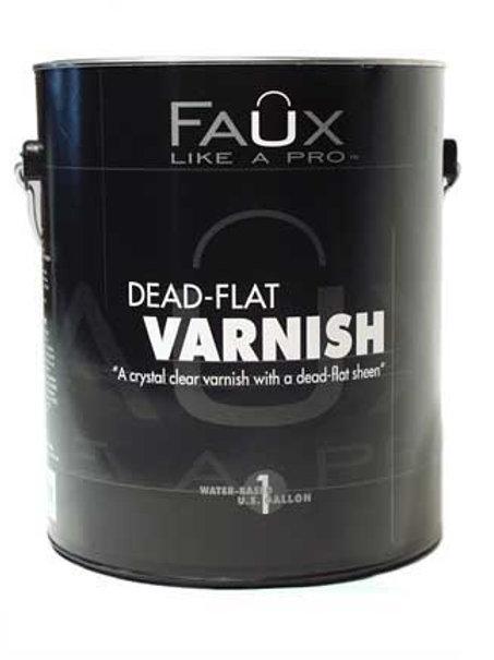 Dead-Flat Varnish: Gallon
