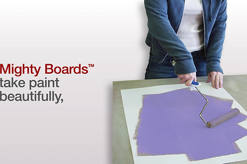 Mighty Boards: 6-pack - Picking a paint color?  Don't go small, go Mighty!