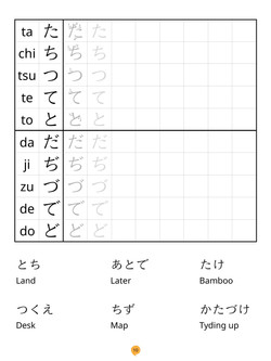Hiragana & Katakana (Online ver