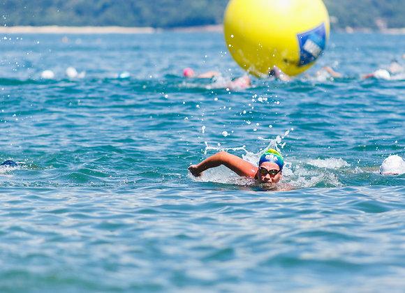 Maratona aquática - Prova Short