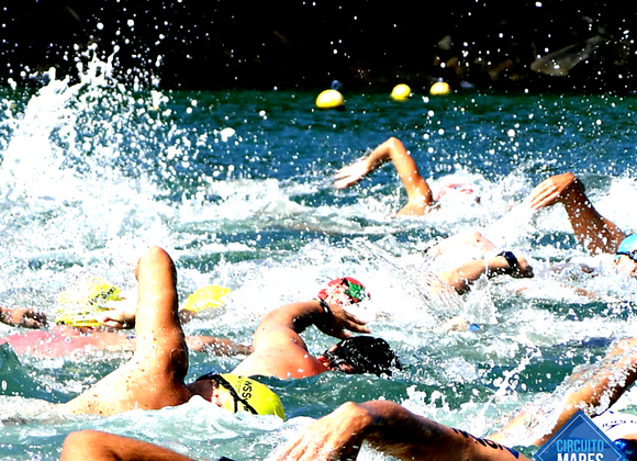 Maratona aquática - Combo Short+Marathon 60 Anos - SEM KIT