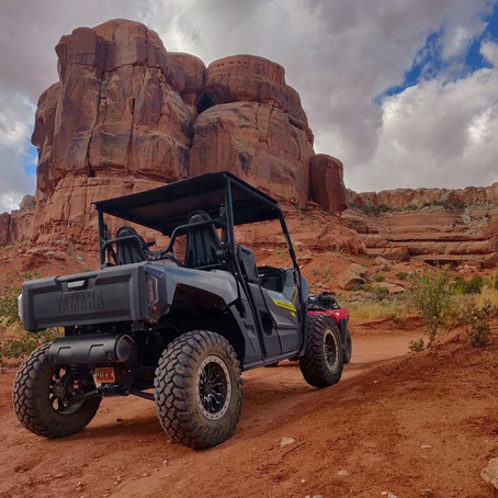 OHV one of the most popular activities in Moab!