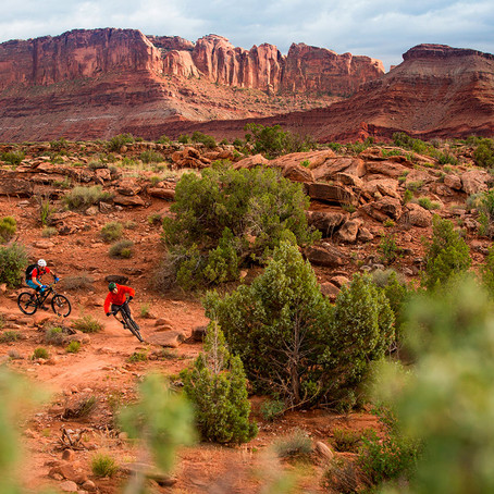 Moab Local's Favorite Mountain Bike Trails for Beginners