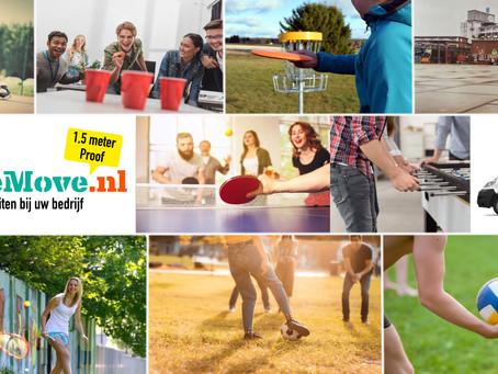 Fit On The Move | Het Speelkwartier voor uw bedrijf
