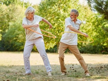 Fit on the move introduceert speciaal 'senior' speelkwartier